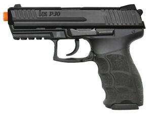 Umarex Hamp;K P30 Electric Airsoft Pistol Toy Full Semi Auto Black BRAND NEW AEP $39.76