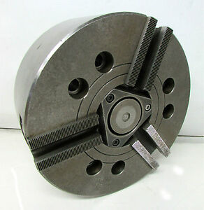 Kitagawa Hob 8 3 jaw Power Chuck ontario Calif