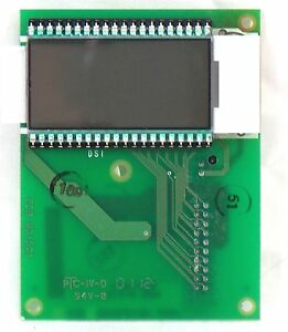 Gilbarco M01522a001encore 300 Ppu Display Board Remanufactured