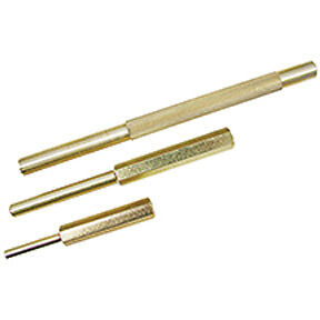 Atd 3pc Brass Pin And Drift Punch Set 4075