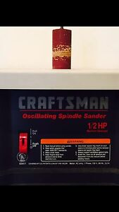 Craftsman Oscillating Spindle Sander