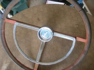 1961 Mercury Steering Wheel Horn Ring Ratrod
