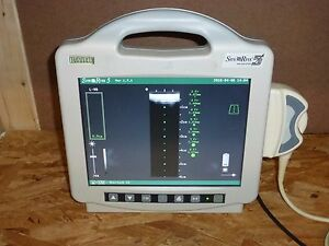 Bard Site Rite 5 Ultrasound Machine Vascular Access 9760036 a1346 Tested
