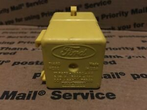 F67b 13350 Aa Ford Mustang Explorer Turn Signal Flasher Relay
