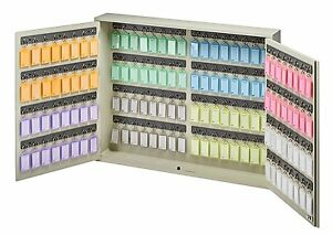 Acrimet Key Cabinet 128 Positions With 128 Key Tags