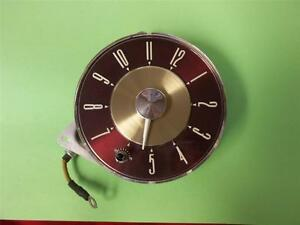 1953 Packard Clock Nos 6 Volt
