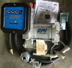 Gpi Fuel Pump Meter Combo M 3120 ml mr 5 30 g6n 133600 58 New