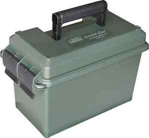 MTM Ammo Case Ammo Box Ammo Storage Can Forest Green Heavyduty Ammo Storage Can