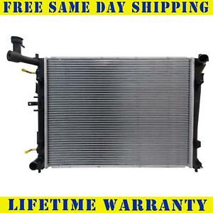Radiator For 2007 2010 Hyundai Elantra 2 0l L4 Lifetime Warranty Free Shipping