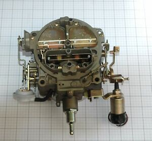 1970 71 Your Ford 429cj Mustang Rochester Q Jet Carb Restored 7040287 7040288