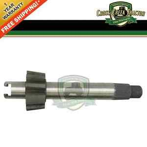 C7nn3n576a New Steering Sector Pitman Shaft For Ford 2000 2600 3000 3600 4000su