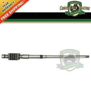 310859 New Worm Shaft Power Steering For Ford Tractors 600 800 601 801