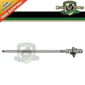 D2nn3a710d New Ford Tractor Worm Shaft Manual Or Power Steering 4000 4600 3500
