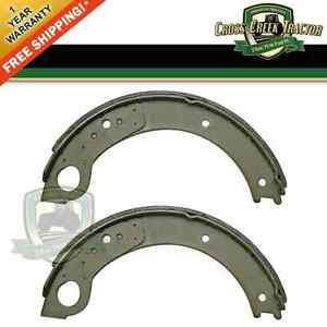 Nca2218b New Brake Shoe Set For Ford Tractor 500 600 700 800 900 501 601