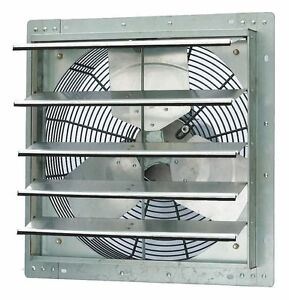 Dayton Exhaust Fan 18 In 115v 1 4hp 1725rpm 1hla5