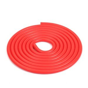 10 Feet Red 5 16 8mm Vacuum Silicone Hose Intercooler Coupler Pipe Turbo