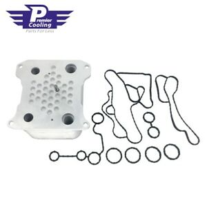 Oil Cooler Kit For Ford F250 F350 F450 6 4l Powerstroke Diesel Engine 8c3z6a642a