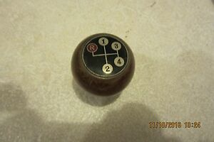 Wood Shift Knob