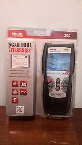 Innova 3130 Diagnostic Scan Tool Code Reader With Fix Assist For Obd2 Vehicles