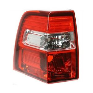 Fits For 2007 2014 Ford Expedition Tail Light Lamp Left Driver Side