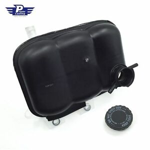 Water Coolant Overflow Bottle Tank Reservoir B818 For Dodge 1500 4 7l 5 7l