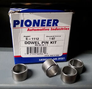 4 Sbf Ford Cylinder Head Dowels Aligns Heads To Block 289 302 5 0 351w 351c