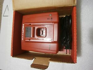 Hilti C 4 36 Battery Charger Brand New In Box