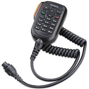 Hyt Hytera Sm19a1 Dmr Dtmf Mobile Mic For Digital Mobiles And Repeaters