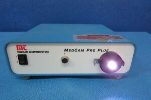 Medcam Technology Pro Plus Self Contained Endoscopic Camera And Light Source