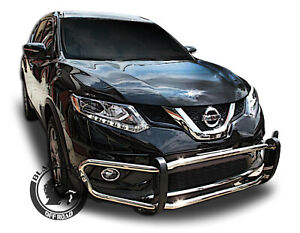 Black Horse Stainless Front Runner Bumper Guard Protector Fit 14 19 Nissan Rogue