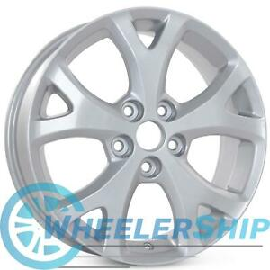 New 17 X 6 5 Alloy Replacement Wheel For Mazda 3 2007 2008 2009 Rim 64895