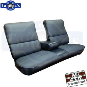 1970 Cadillac Deville Front Seat Covers Upholstery Pui Brand New