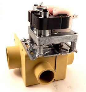 Wascomat 471 921963 Depend o drain Valve 2 Inch 220 240v 50 60 W overflow