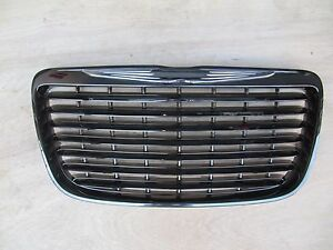 Chrysler 300 300c Grille Black Chrome Style 2011 2014 Ch1200351 Performance