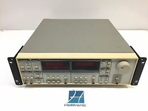 Stanford Research Systems Sr810 Dsp Lock in Amplifier