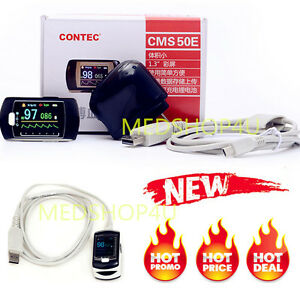 Contec Cms50e Daily Night Sleep Analysis Spo2 Pulse Oximeter Oled usb software