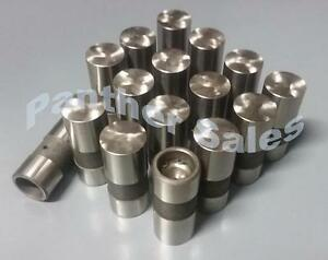 Chevy 327 350 396 454 Sbc Bbc Mechanical Solid Flat Lifter Set Of 16 Lifters