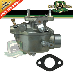 8n9510c New Heavy Duty Marvel Schebler Ford Tractor Carburetor For 2n 8n 9n