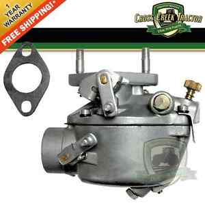 New Marvel Schebler Carburetor For Ford Tractors Jubilee Naa Nab Eae9510c