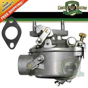 B4nn9510a New Ford Tractor Carburetor For 500 600 700 Replaces Eae9510d