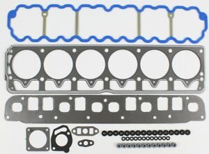 Engine Cylinder Head Gasket Set Dnj Hgs1123 Fits 99 01 Jeep Cherokee 4 0l l6