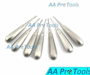 Aa Pro Veterinary Winged Elevator Set Dental Extraction Small Animal Tools