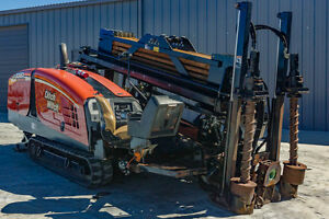 2012 Ditch Witch Jt3020 All Terrain Directional Drill Hdd Machine Usa