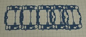 5 Edelbrock 1400 1404 1405 1406 1407 1409 1411 Cover Gaskets Blue Non Stick Edl1