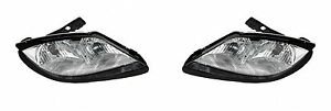 2003 2005 Pontiac Sunfire Headlight Headlamp Light Left And Right Pair Set