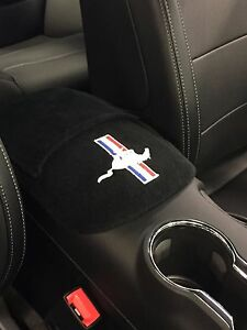 2015 2018 Ford Mustang Center Console Cover By Seat Armour