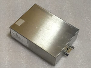Used Rubidium Datum Lpro 10mhz Oscillator Longer Lamp Life Free Shipping
