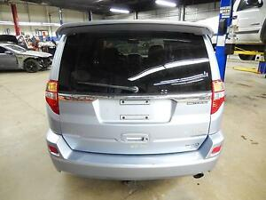 03 04 Isuzu Axiom Liftgate Assembly W Spoiler Blue 667