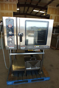 Alto shaam Combitherm Boilerless Combi Oven 7 14 Mls Electric With Stand