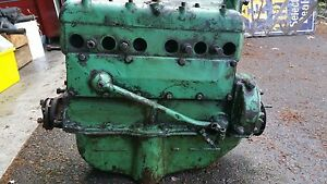 1928 Ford Model A American Engine A125 6502 Complete Motor All Orginal